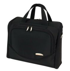 Independence Bag in Black by The Storage Store. $56.01. Loaded with pockets and compartments. Material: Microfiber. Holds full size bottles. Color: Black. Our handy black independence bag by Travel is an excellent way to pack all of your toiletries in a compact fashion, keeping them organized and preventing them from spilling and ruining your belongings. When you arrive at your destination this bag hangs from any hook, enabling you to access your toiletries wi...