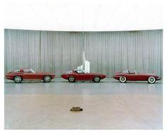 1963-Ford-Cobra-II-Concept-Corvette-Jaguar-XKE-Automobile-Photo-Poster-zuc2167