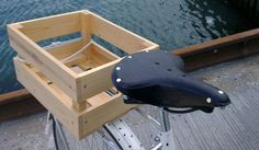 Bicycle crate