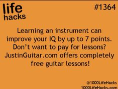 1000 life hacks is here to help you with the simple problems in life. Posting Life hacks daily to help you get through life slightly easier than the rest! Simple Life Hacks, Useful Life Hacks, The More You Know, Good To Know, 1000 Lifehacks, Free Guitar Lessons, Music Lessons, Joelle, School Hacks