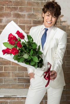 Fall in love with Miyano Mamoru!