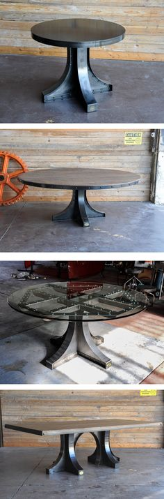 Liberty Tables by Vintage Industrial Furniture in Phoenix, AZ