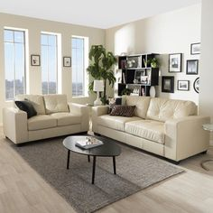 Whitney Modern Ivory Faux Leather Sofa and Loveseat Set – Whitney Modern Ivory Kunstleder Sofa und Loveseat Set – # Whitney – Leather Sofa Decor, Leather Sofa And Loveseat, White Leather Sofas, Faux Leather Sofa, Sofa And Loveseat Set, Best Leather Sofa, Cream Leather Sofa Living Room, Leather Sectional, Sectional Sofa