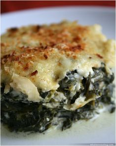 7 Enticing Spinach Meals. I love spinach!