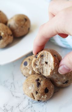 No Bake Cookie Dough (AIP, Paleo)