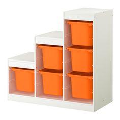 IKEA - TROFAST, Combinaison de rangement.