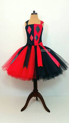 Hey, I found this really awesome Etsy listing at https://www.etsy.com/uk/listing/490147153/original-harley-quinn-inspired-tutu
