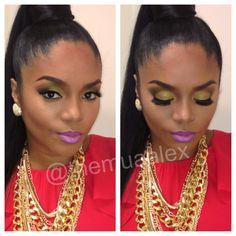 Love and Hip Hop Atlanta Reunion Beautiful Dark Skinned Women, Beautiful Eyes, Hc Hair, Hip Hop Atlanta, Beauty And The Beat, Love N Hip Hop, Clean Makeup, Cream Eyeshadow, Hip Hop Fashion