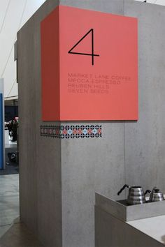 Sooner or later every graphic designer is asked to design a signage for a storefront or general way finding. Here are some awesome signage design inspiration I have been collecting from everywhere. Environmental Graphic Design, Environmental Graphics, Office Signage, Wayfinding Signs, Sign System, Outdoor Signage, Exterior Signage, Signage Design, Retail Design
