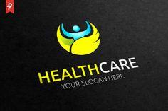Health Care Logo by ft.studio on Creative Market