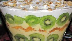 Amarula Fresh Fruit - a South African Trifle Recipe Fruit Trifle, Trifle Desserts, Just Desserts, Baking Desserts, Christmas Trifle, Christmas Salad Recipes, Christmas Ideas, Pudding Recipes, Fruit Recipes