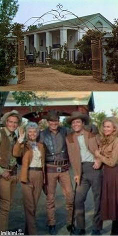 5/16/14 12:30p ''The Big Valley'' The Barkley Family and Ranch 1965-1969 voteforgracie.blogspt.com