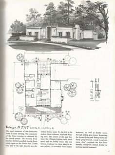 vintage house plans 1960s homes mid century homes architectural