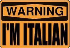 You've been warned!