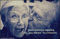 Some people MEAN love forever..