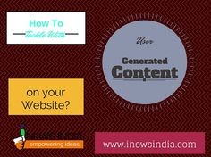 Precautions Required Related with User Generated Content!