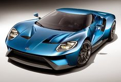 BmotorWeb: Ford GT 2017