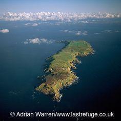 Lundy Island, Devon, England