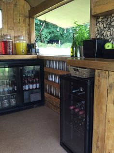 Horsebox Bar staffordshire