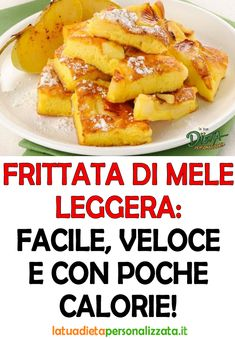 Healthy Cooking, Cooking Recipes, Healthy Recipes, Best Italian Recipes, Favorite Recipes, Light In, Sweet Recipes, Cake Recipes, Food Humor