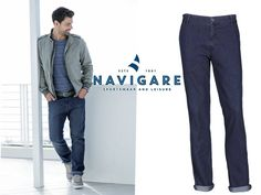Navigare, jeans