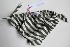 Culotte de bain fille  / collection été 2013   par minichicbazar, 27.00