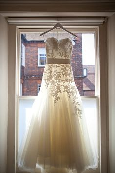 Reiss wedding gown. gorg.