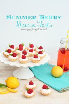 Summer desserts shou