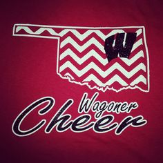oklahoma chevron custom school spirit shirt by Rocknmamadesigns on Etsy School Spirit Shirts, Oklahoma, Chevron, Diva, Bling, Rock, My Love, Handmade Gifts, Inspiration