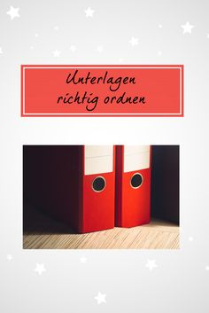 Organize files and documents - Get out of the chaos of paper - Mel .- Akten und Unterlagen Ordnen – Raus aus dem Papierchaos – Meldipi Organize files and documents – get out of the chaos of paper - Folder Organization, Home Organisation, Organization Hacks, Konmari, Diy Home Crafts, Staying Organized, Clean House, Cleaning Hacks, Life Hacks