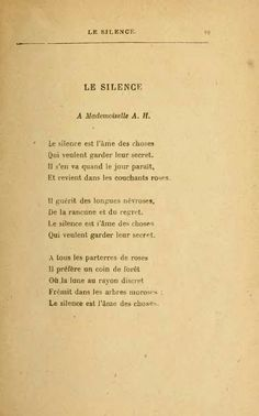 Poetry Quotes, Words Quotes, Wise Words, Life Quotes, Sayings, French Language Lessons, French Language Learning, Citation Silence, Short Poems