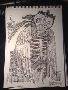 Corbeau, côtes, et royaume