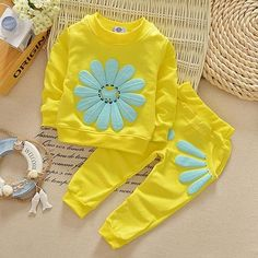 Children boys girls sport clothing Baby clothes set kids girls clothes