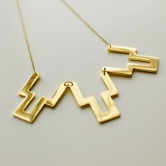 INTI TRIO NECKLACE by Palomarie on Haystakt.com