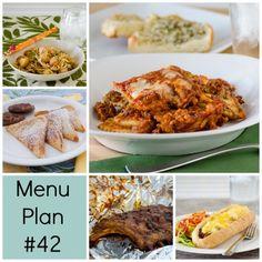 rmk menu plan week 42