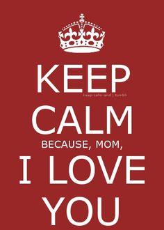 keep calm @Carla Lillion