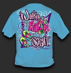 Walk by Faith  www.sweetthingstore.com