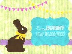 Smithville Elementary Library: Every BUNNY loves a good book!