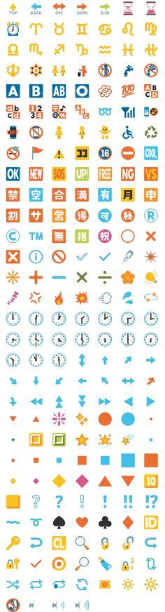 Símbolos, signos y carteles
