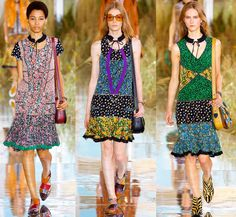 Spring 2016 Breaking Trends: Coach, Michael Kors, Diane Von ...
