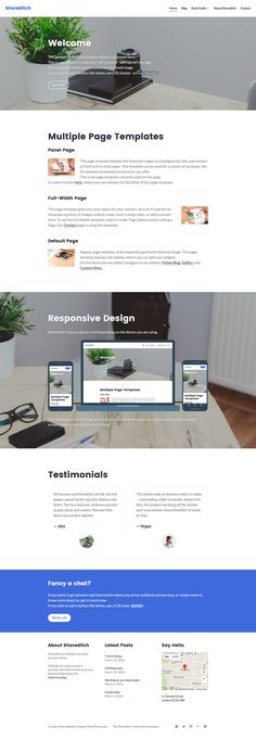 Download Free Interior Lite Wordpress theme | Wordpress, Template ...