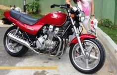 92 nighthawk Honda Nighthawk, Honda Motorcycles, Bike, Vehicles, Motorbikes, Honda Bikes, Bicycle, Bicycles, Car