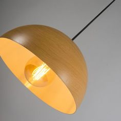 Pendant Lamp Magna Wood