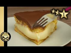 Τούρτα κωκ που ξεχωρίζει - ΧΡΥΣΕΣ ΣΥΝΤΑΓΕΣ - YouTube Chocolate Cream Cake, Ditch The Carbs, Custard, Cake Recipes, Cheesecake, Food And Drink, Keto, Tasty, Sweets