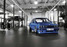 BMW E30 3-series - Classic Bimmers.nl