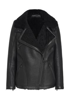 Oh hello, perfect leather jacket | Drykorn Tamworth