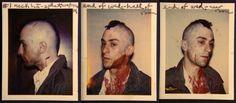 ✖✖✖ Robert De Niro, Taxi Driver / backstage polaroids ✖✖✖
