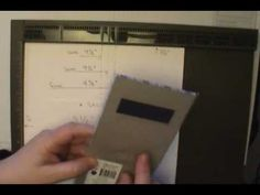 EASY Notepad & Pen Holder (100th Video)