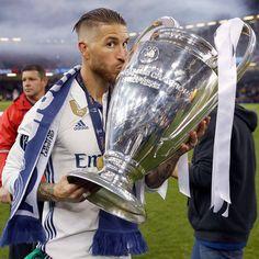 Sergio Ramos Real Madrid C.F. Champions League duodecima 12