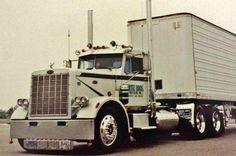 👇👇👇👇 Call us @ for a better today! Big Rig Trucks, Semi Trucks, Cool Trucks, Peterbilt 386, Peterbilt Trucks, Truck Transport, Heavy Truck, Vintage Trucks, Vehicles
